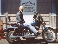 Don Streebel 1991 FXR