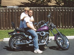 Tom & Denise Vasecka 1995 FXST