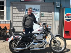 Dave McWilliams 1999 Sportster 1200
