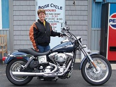Theresa Browne 2003 FXDL
