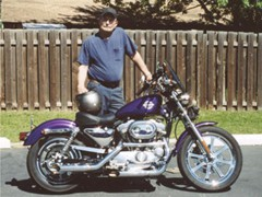 Tom Reynolds 2002 Sportster 1200