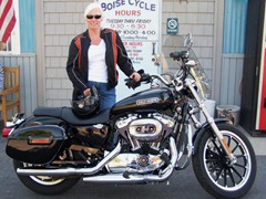 Mary Hoey 2008 Sportster